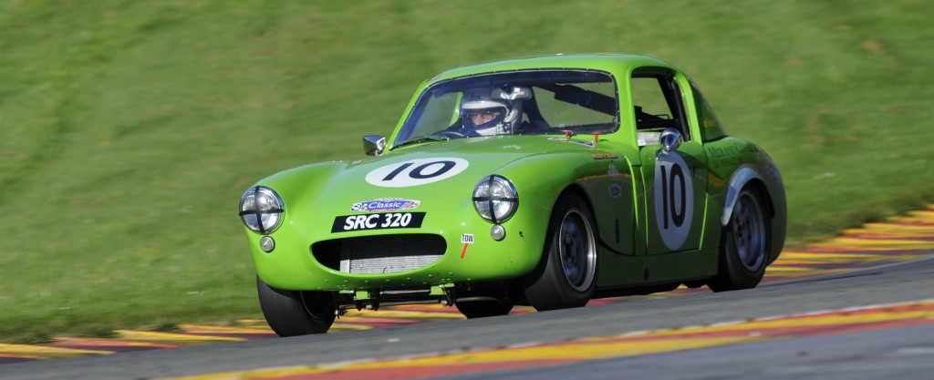 Championship Winning Sebring Sprite Built by Midland Classic Restorations.