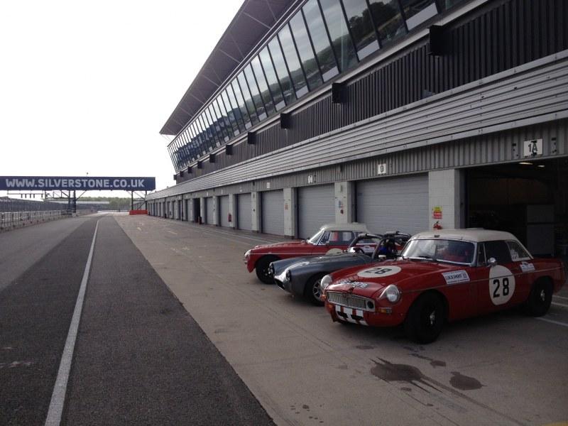 MG-Live Silverstone 2013 - Midland Classic Restorations | Midland ...