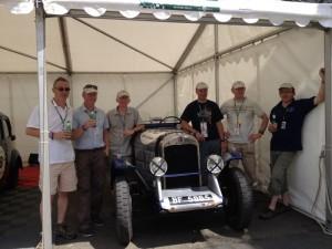 Le Mans Citroen C4