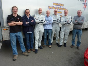 Team Midland Classic Restorations 2011