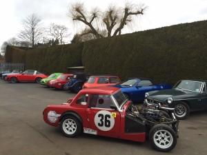 MG Midget Racer