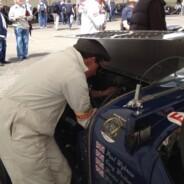 Le Mans Citroen – 1932 C4